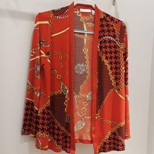 Susan Graver lightweight jacket
